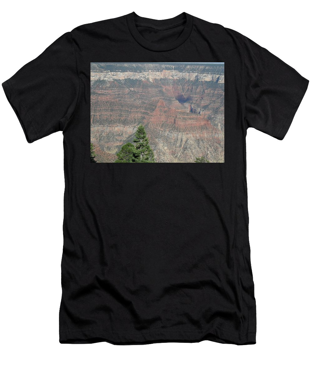 Photography Men's T-Shirt (Athletic Fit) featuring the photograph Grand Canyon 5 by Jocelyn Eastman
