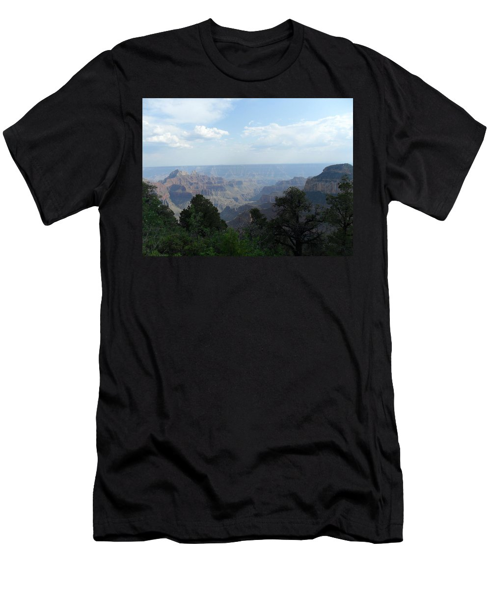 Photography Men's T-Shirt (Athletic Fit) featuring the photograph Grand Canyon 6 by Jocelyn Eastman