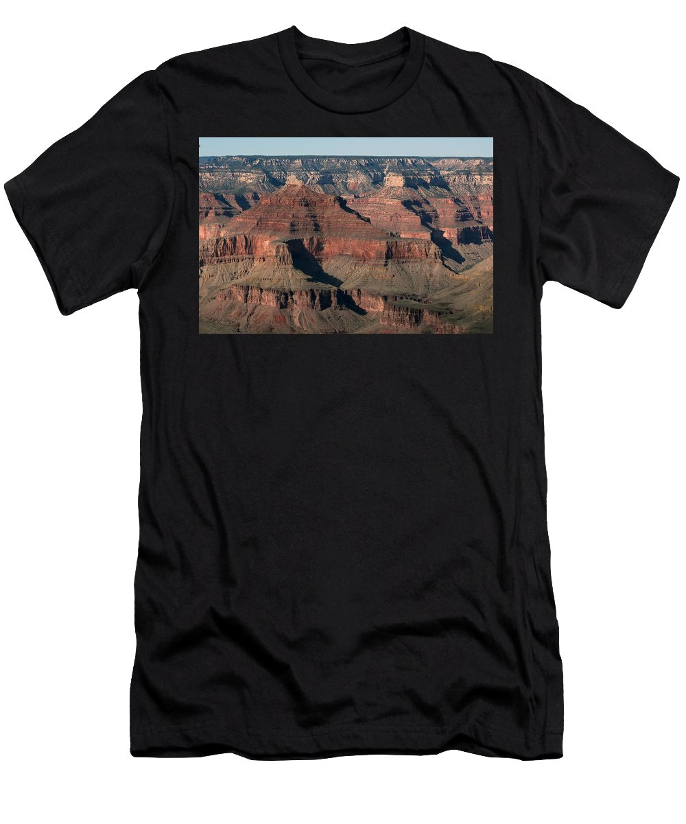 South Rim Men's T-Shirt (Athletic Fit) featuring the photograph Grand Canyon by Todd Dunham