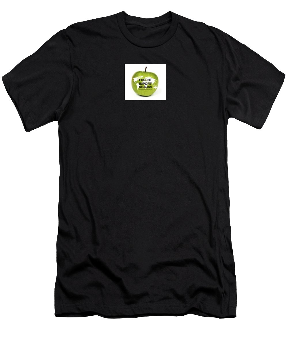 Men's T-Shirt (Athletic Fit) featuring the photograph Grossmarkt Oho by ARTSHOP - los angeles