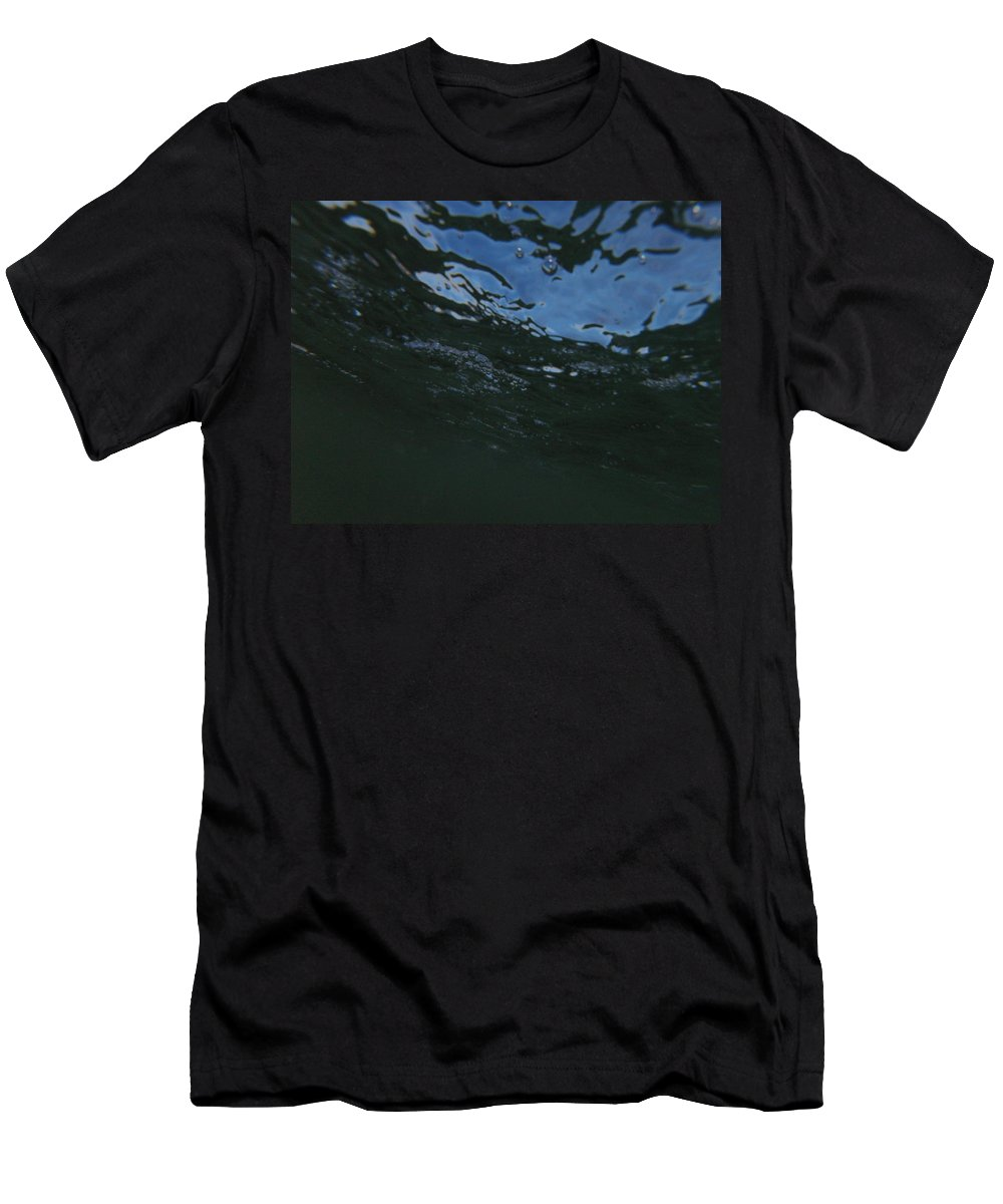 Men's T-Shirt (Athletic Fit) featuring the photograph H20 At Its Finest by Connor Edwards