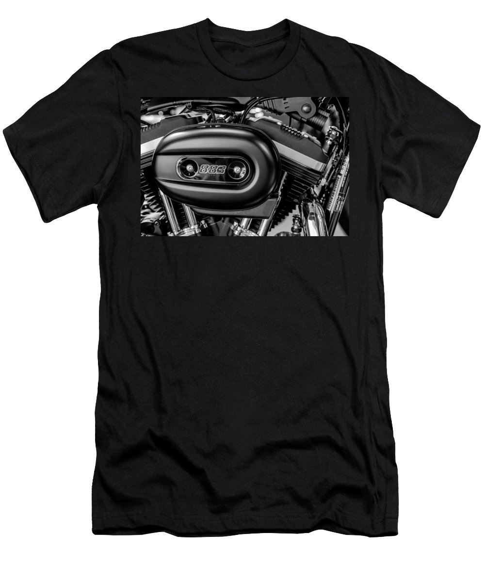 Harley-davidson Iron 883 T-Shirt for Sale by Marco Oliveira