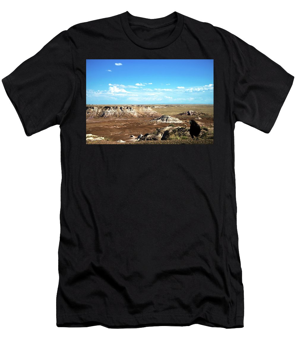 Adventure Men's T-Shirt (Athletic Fit) featuring the photograph Hawt by Mumbles and Grumbles