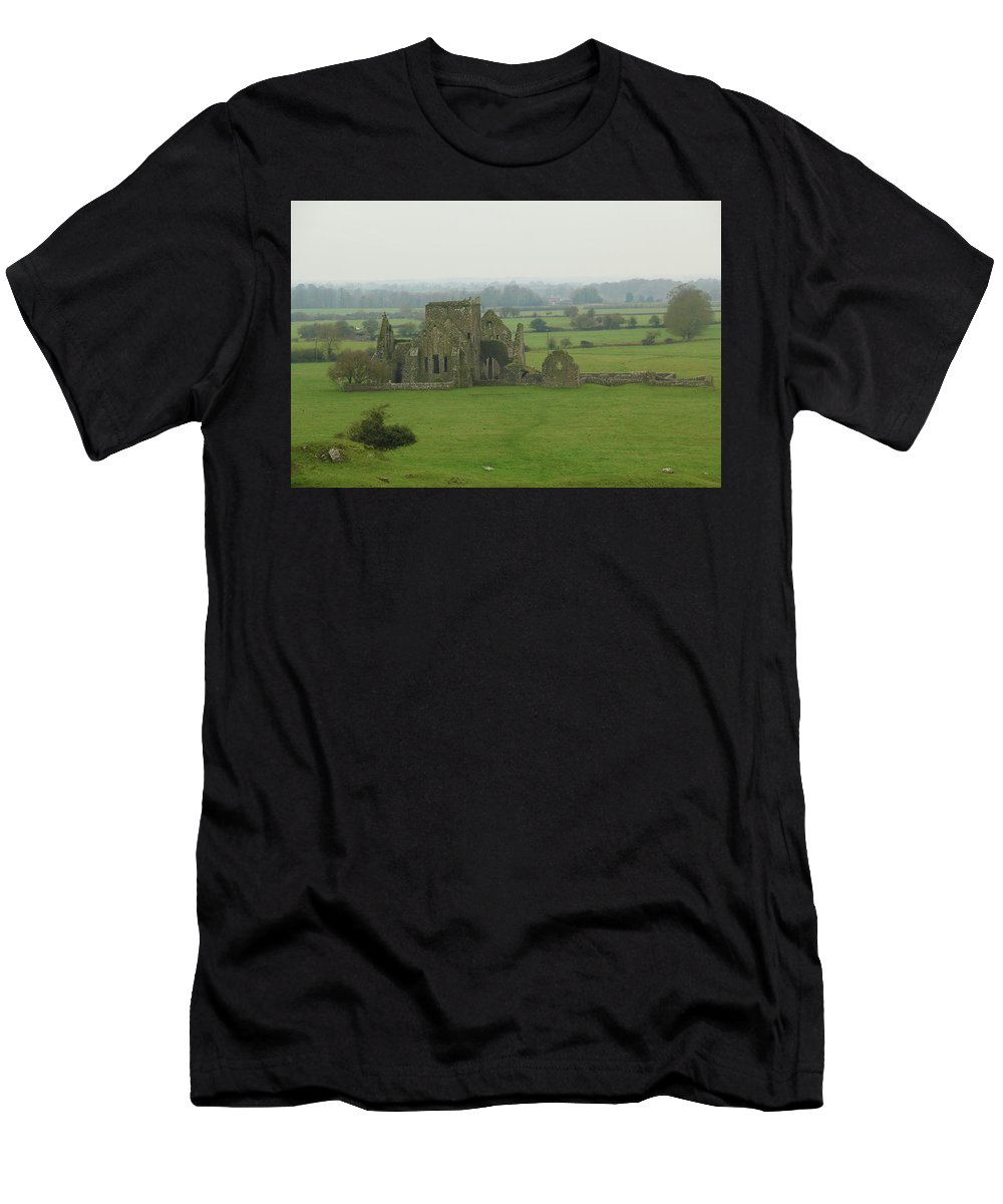 Hore Abbey T-Shirt featuring the photograph Hore Abbey by Marie Leslie