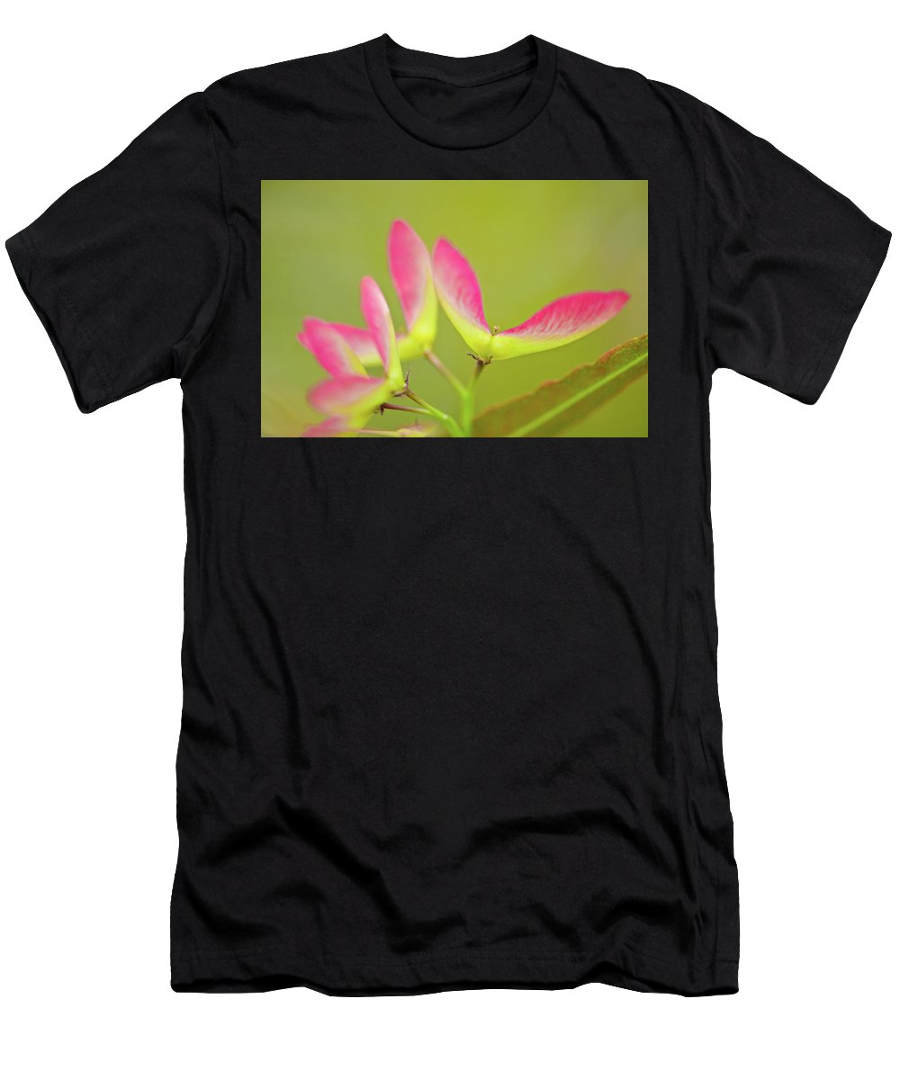I Am Energized Men's T-Shirt (Athletic Fit) featuring the photograph I Am Energized by Jamie Starling