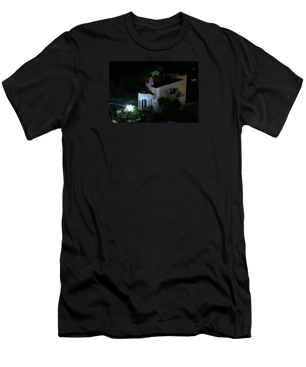 Photography Men's T-Shirt (Athletic Fit) featuring the photograph Illumination by J R Seymour