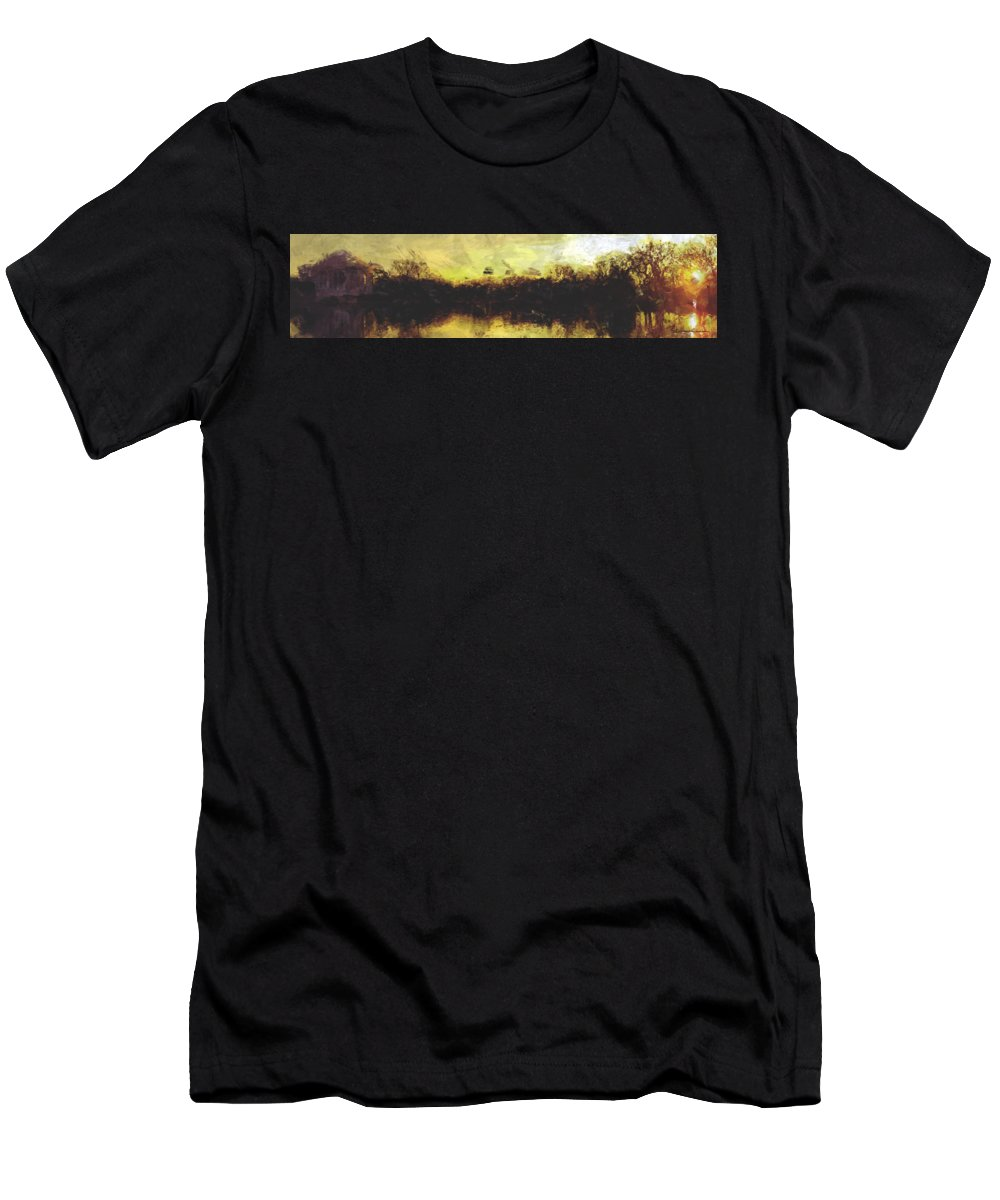 Jefferson Memorial Slim Fit T-Shirts
