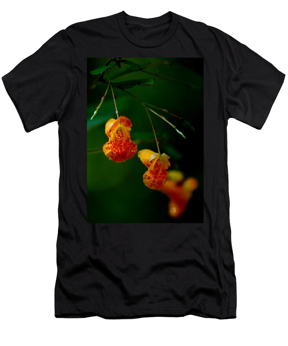 Digital Photograph Men's T-Shirt (Athletic Fit) featuring the photograph Jewel 2 by David Lane