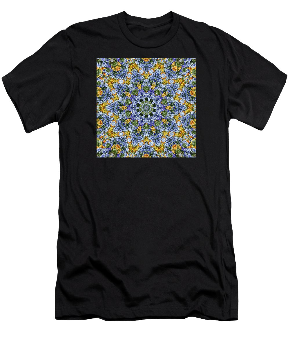 Designs Similar to Kaleidoscope - Blue And Yellow