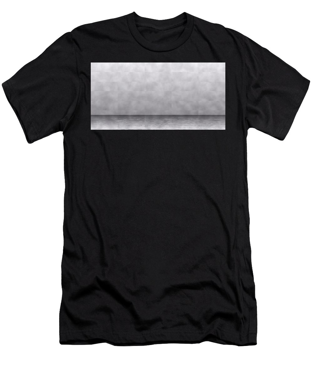 Rithmart Men's T-Shirt (Athletic Fit) featuring the digital art L20-152 by Gareth Lewis