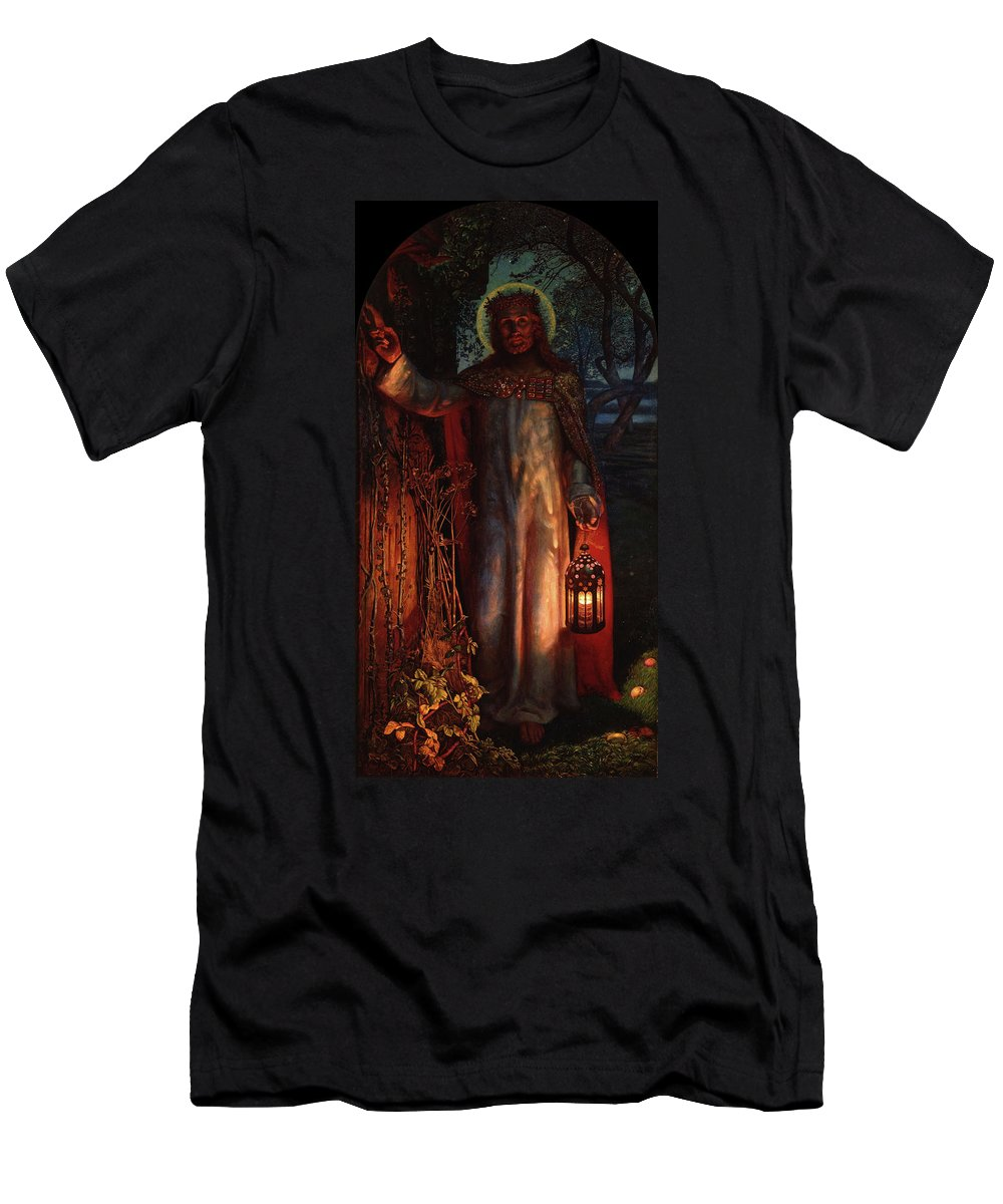 William Holman Photo Print The Light of the World Hunt in various sizes
