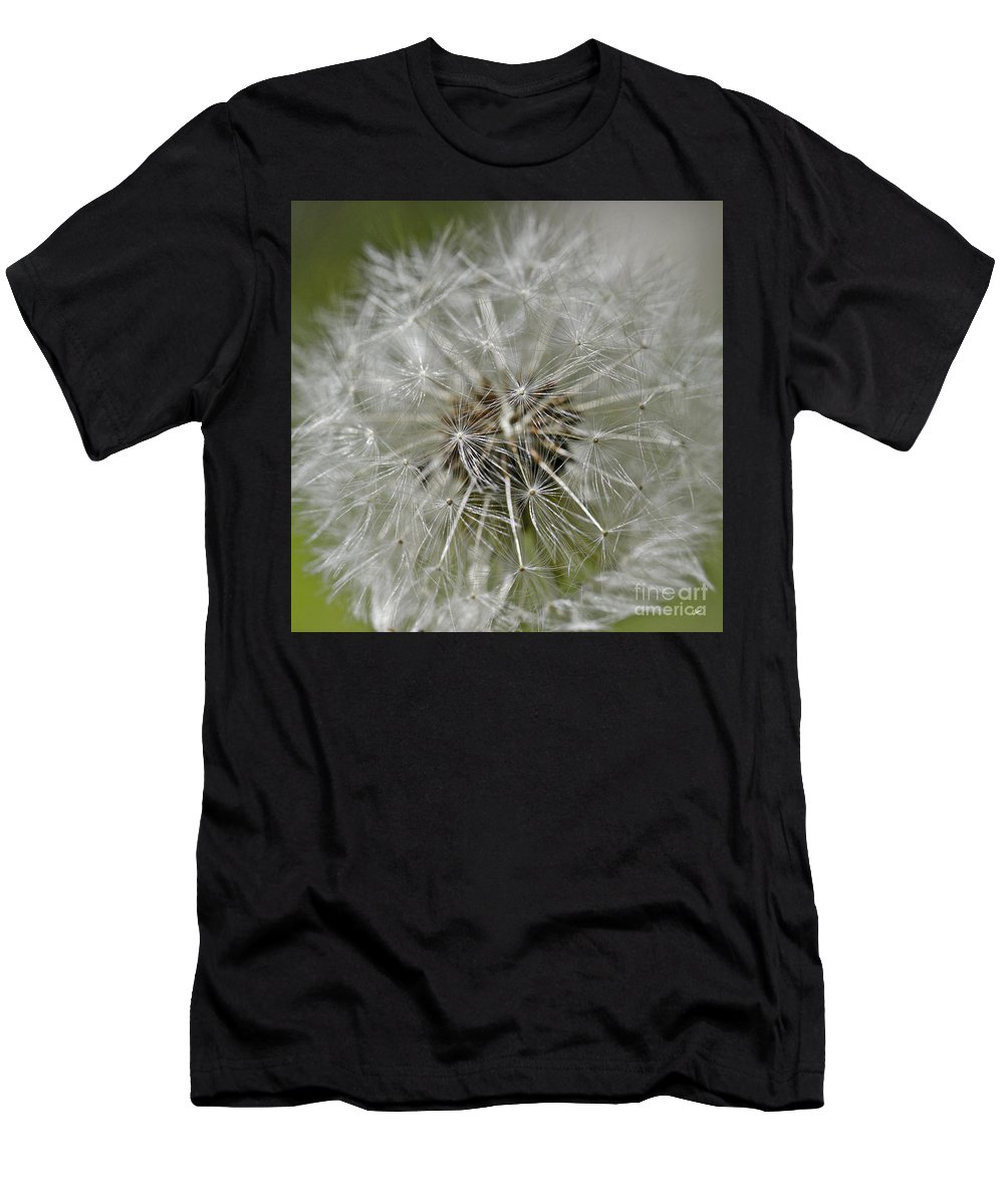 Wish Men's T-Shirt (Athletic Fit) featuring the photograph Make A Wish by Alana Ranney