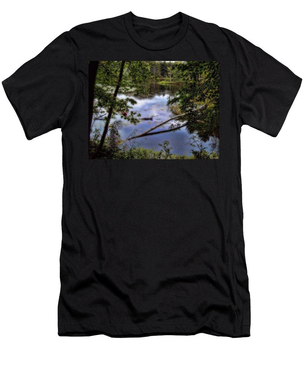 Lauren Radke T-Shirt featuring the photograph Moment in Time by Lauren Radke