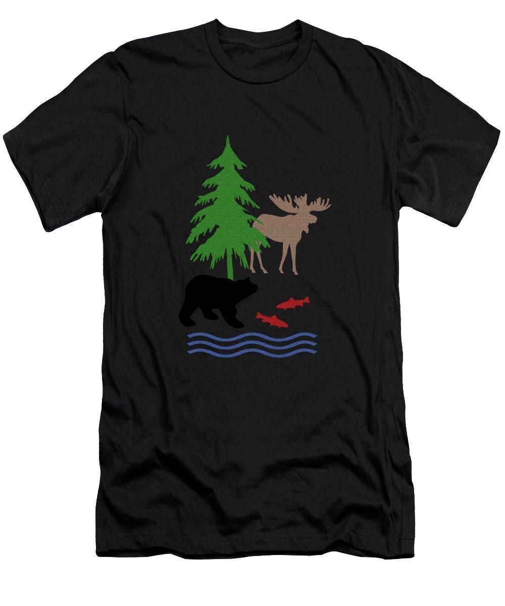 Rustic Modern T-Shirts