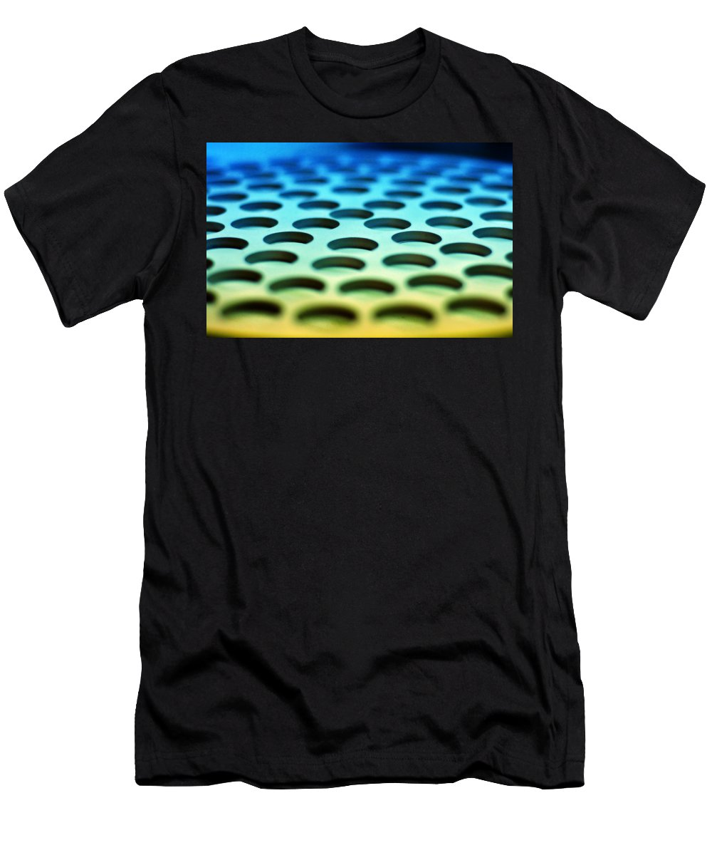 Industrial T-Shirt featuring the photograph Mothership by Skip Hunt