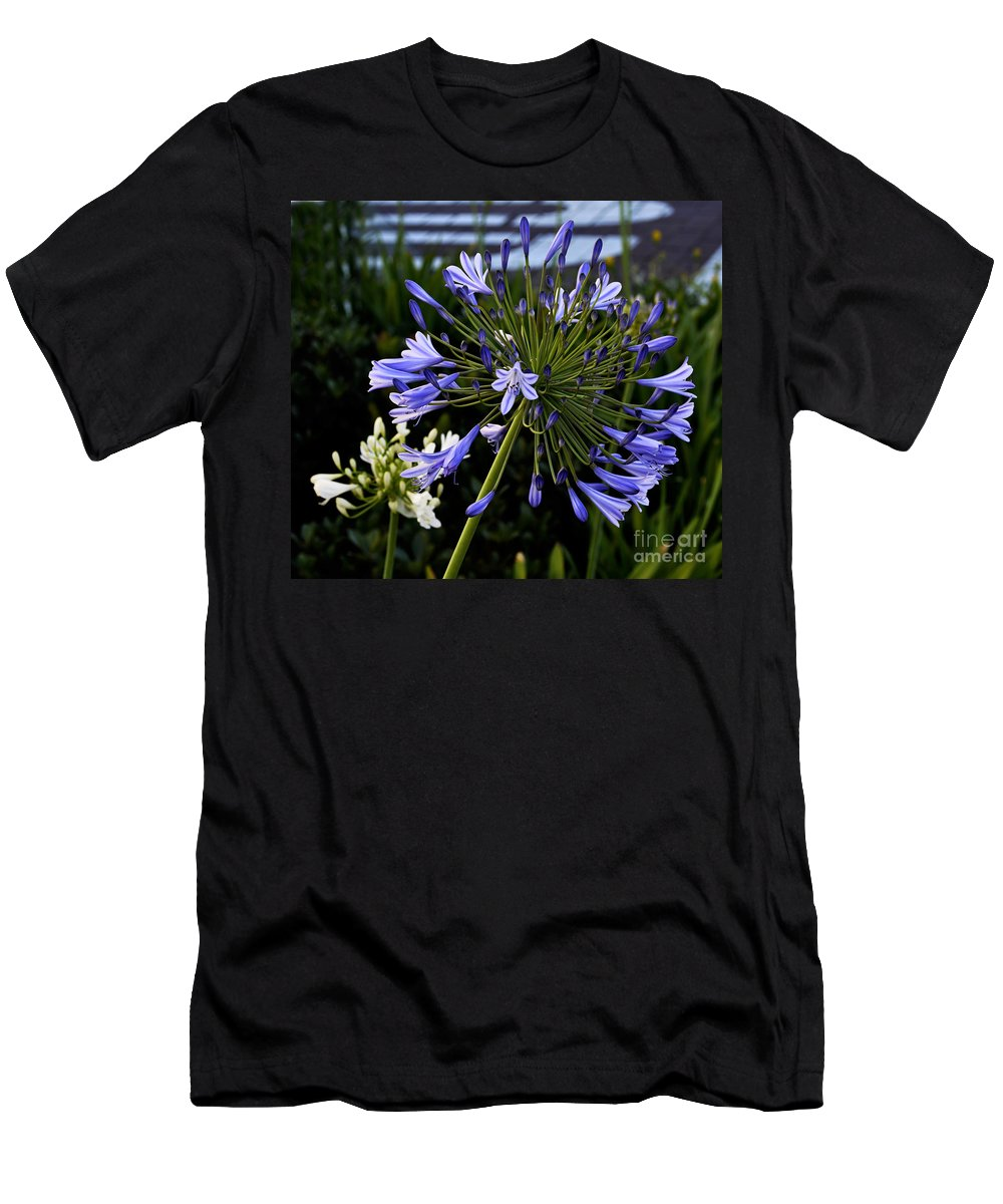 Clay Men's T-Shirt (Athletic Fit) featuring the photograph Naked Lady by Clayton Bruster
