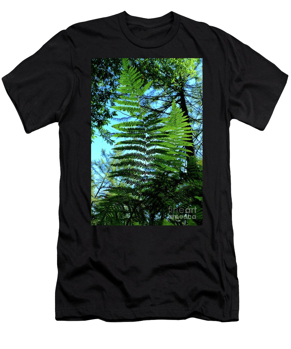 Nature Men's T-Shirt (Athletic Fit) featuring the photograph Natural Beauty by Xabi Lobo