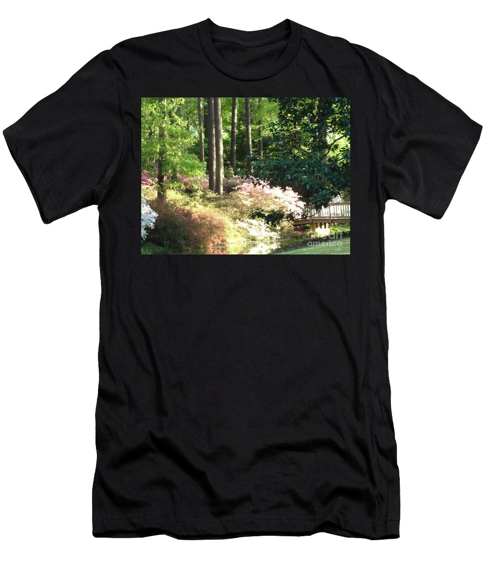 Photography Men's T-Shirt (Athletic Fit) featuring the photograph Nature by Shelley Jones