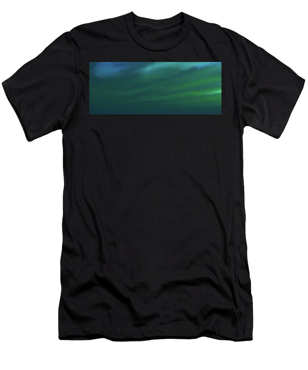 Imagination By Valeriatrot Men's T-Shirt (Athletic Fit) featuring the photograph Imagination by Valeria New