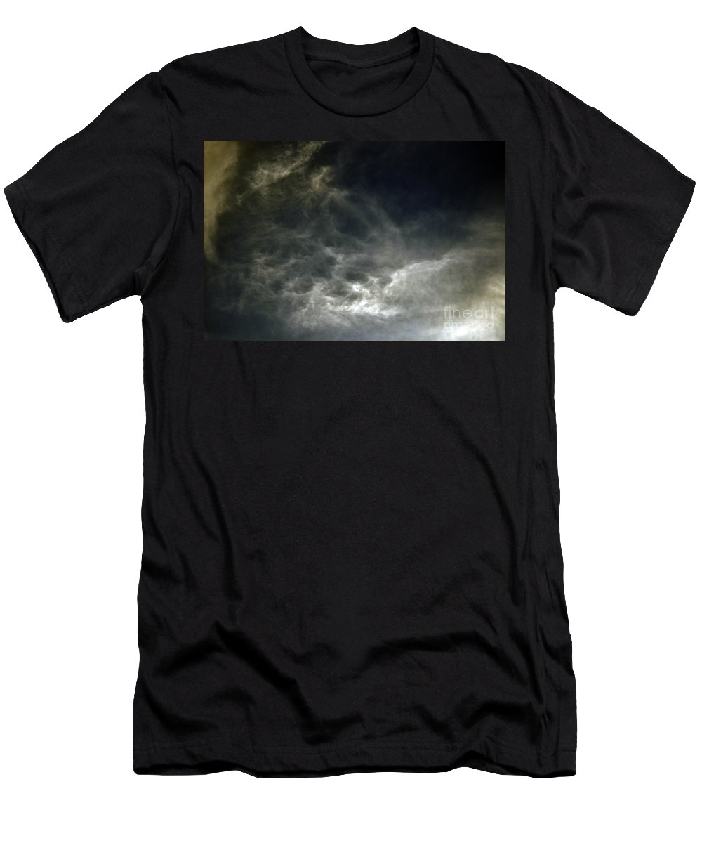 Clay Men's T-Shirt (Athletic Fit) featuring the photograph Nebulis by Clayton Bruster