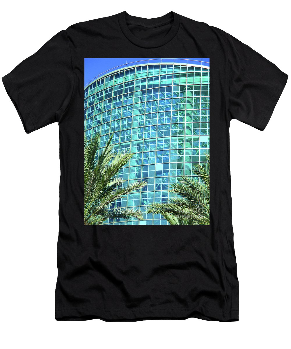 New Orleans Men's T-Shirt (Athletic Fit) featuring the photograph New Orleans 12 by Randall Weidner
