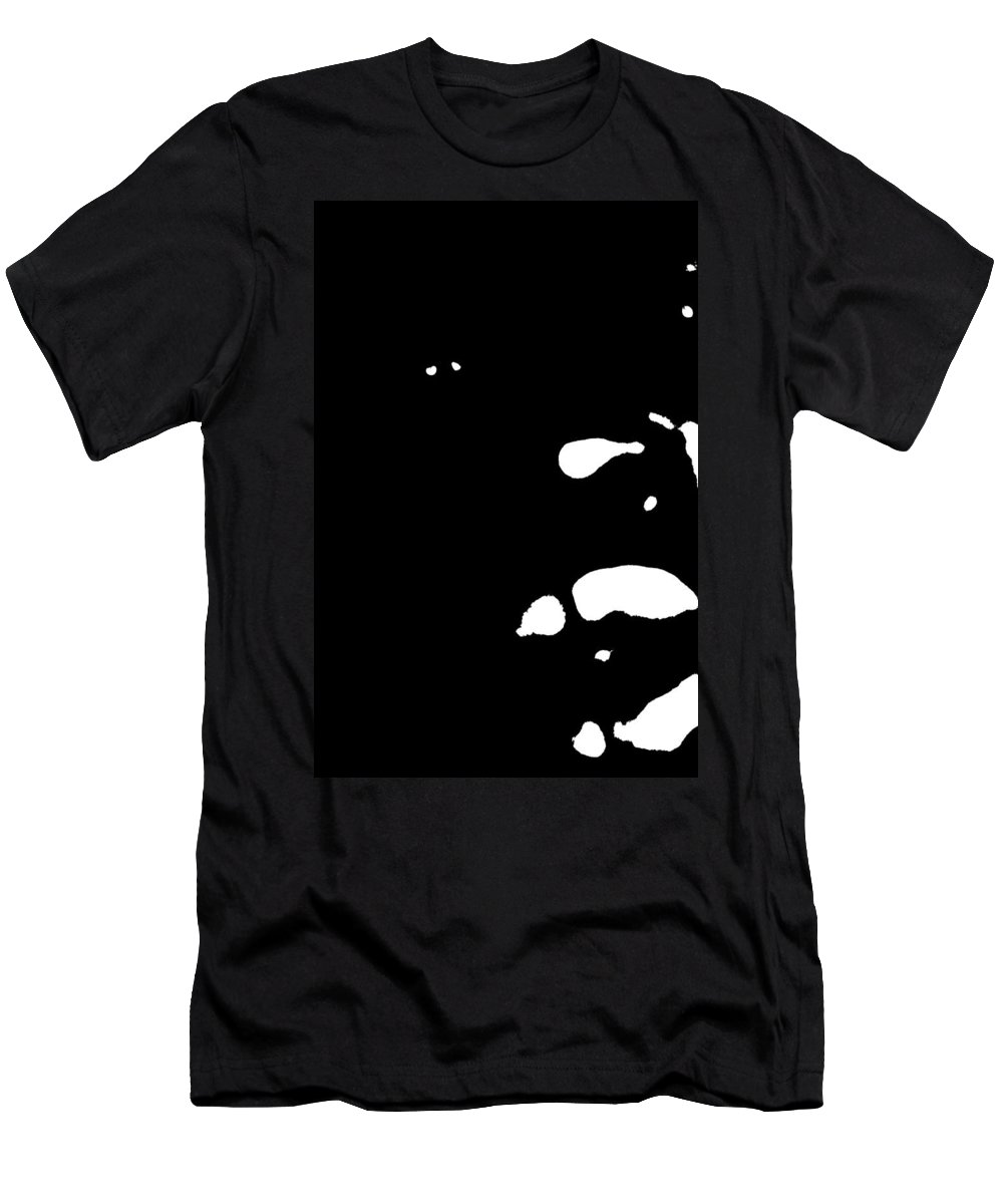 Gloria Photos Men's T-Shirt (Athletic Fit) featuring the photograph Nze Two 1 by Gloria Ssali