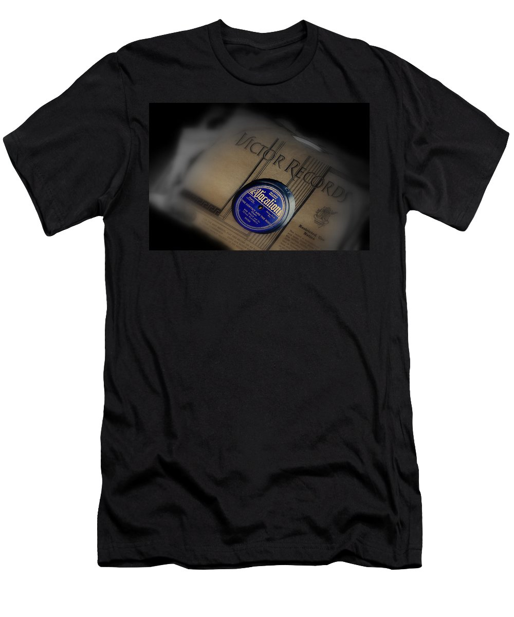Photography Men's T-Shirt (Athletic Fit) featuring the photograph Old Memories by Susanne Van Hulst