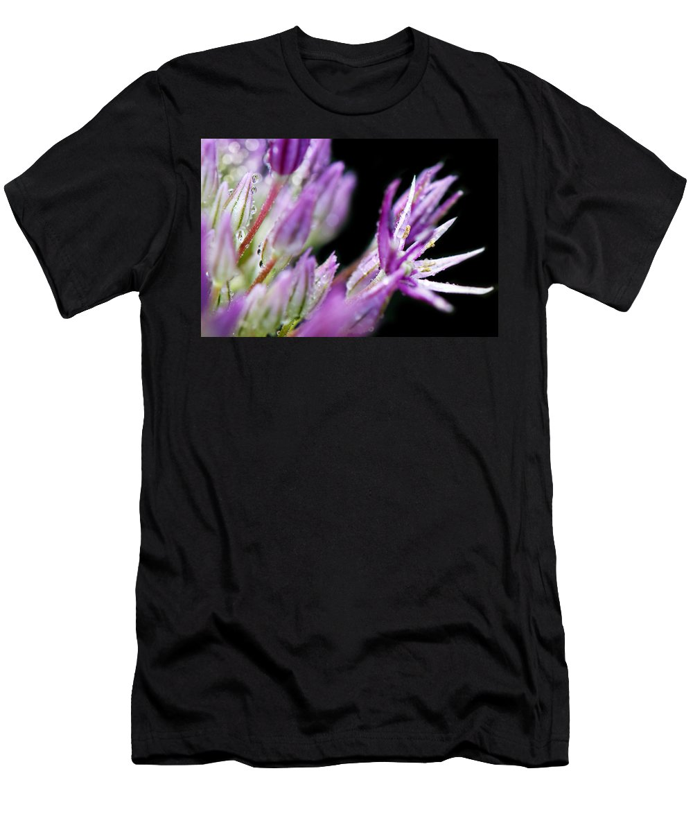 Reach Men's T-Shirt (Athletic Fit) featuring the photograph Outstretched by Lisa Knechtel