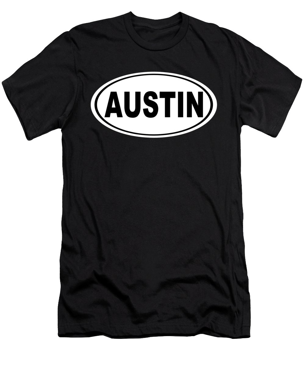 Austin Texas Photographs T-Shirts