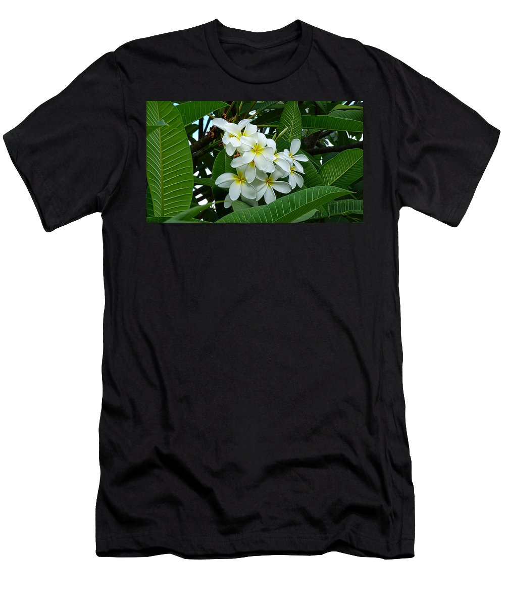 Hawaii Men's T-Shirt (Athletic Fit) featuring the photograph P1060051 by Robert Abbett