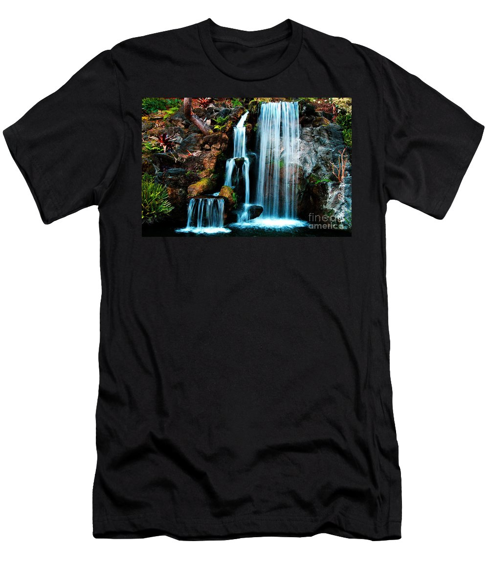 Clay T-Shirt featuring the photograph Peaceful Escape by Clayton Bruster