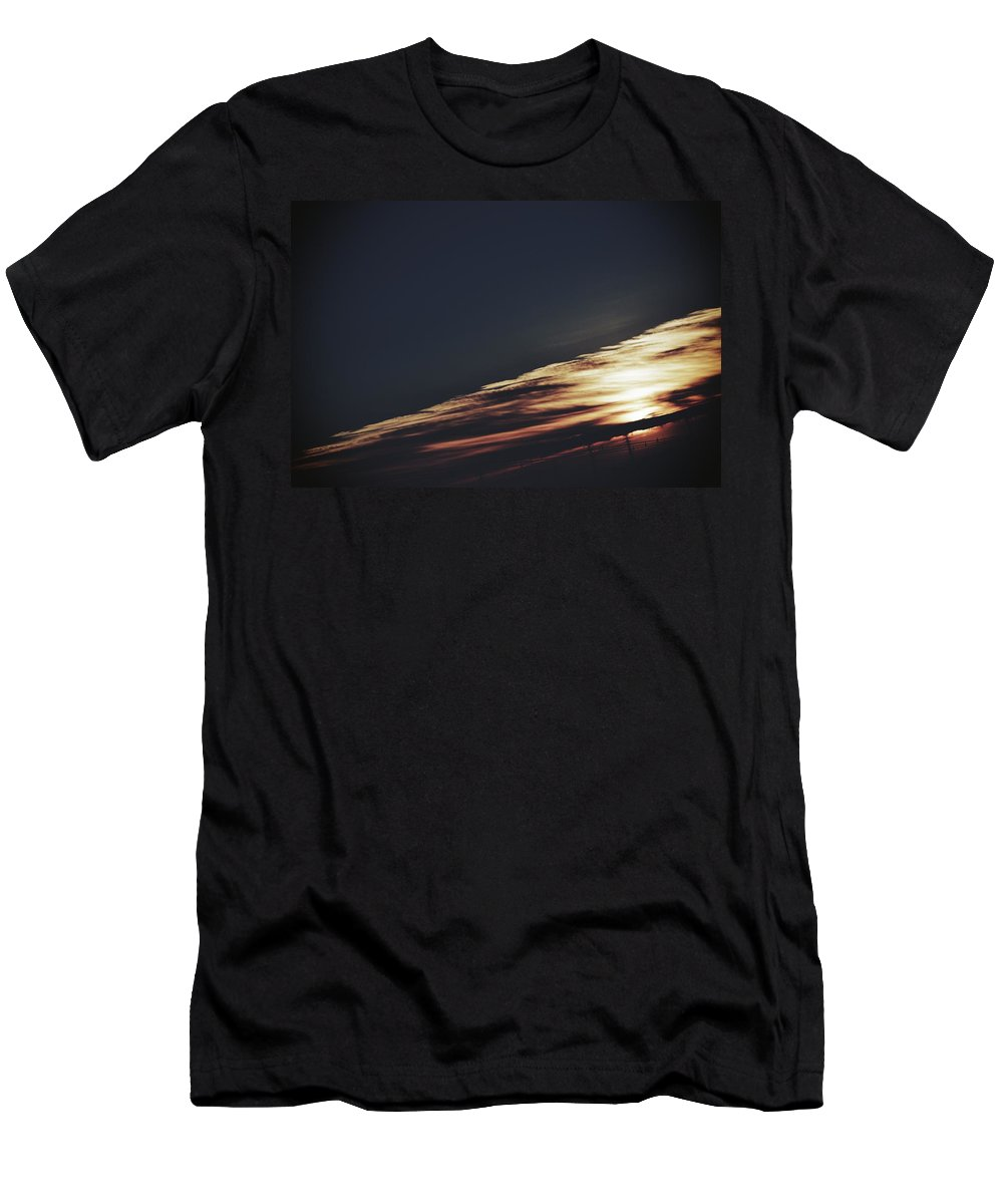 View Men's T-Shirt (Athletic Fit) featuring the photograph Photo3 by Makoto Nakamura