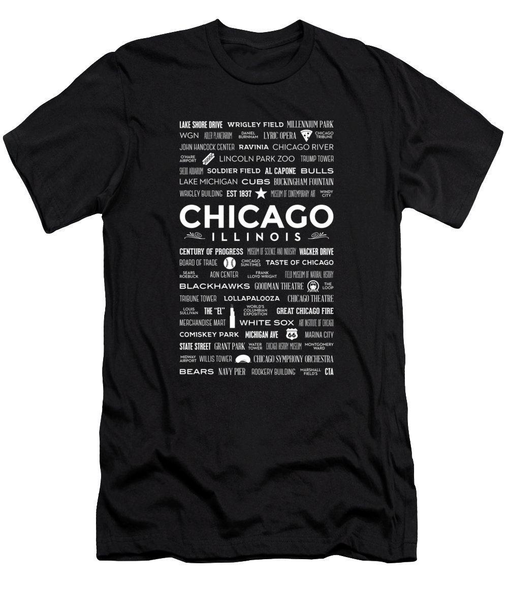 Chicago Water Tower T-Shirts