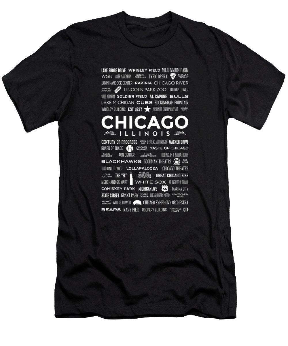 Wrigley Field T-Shirts