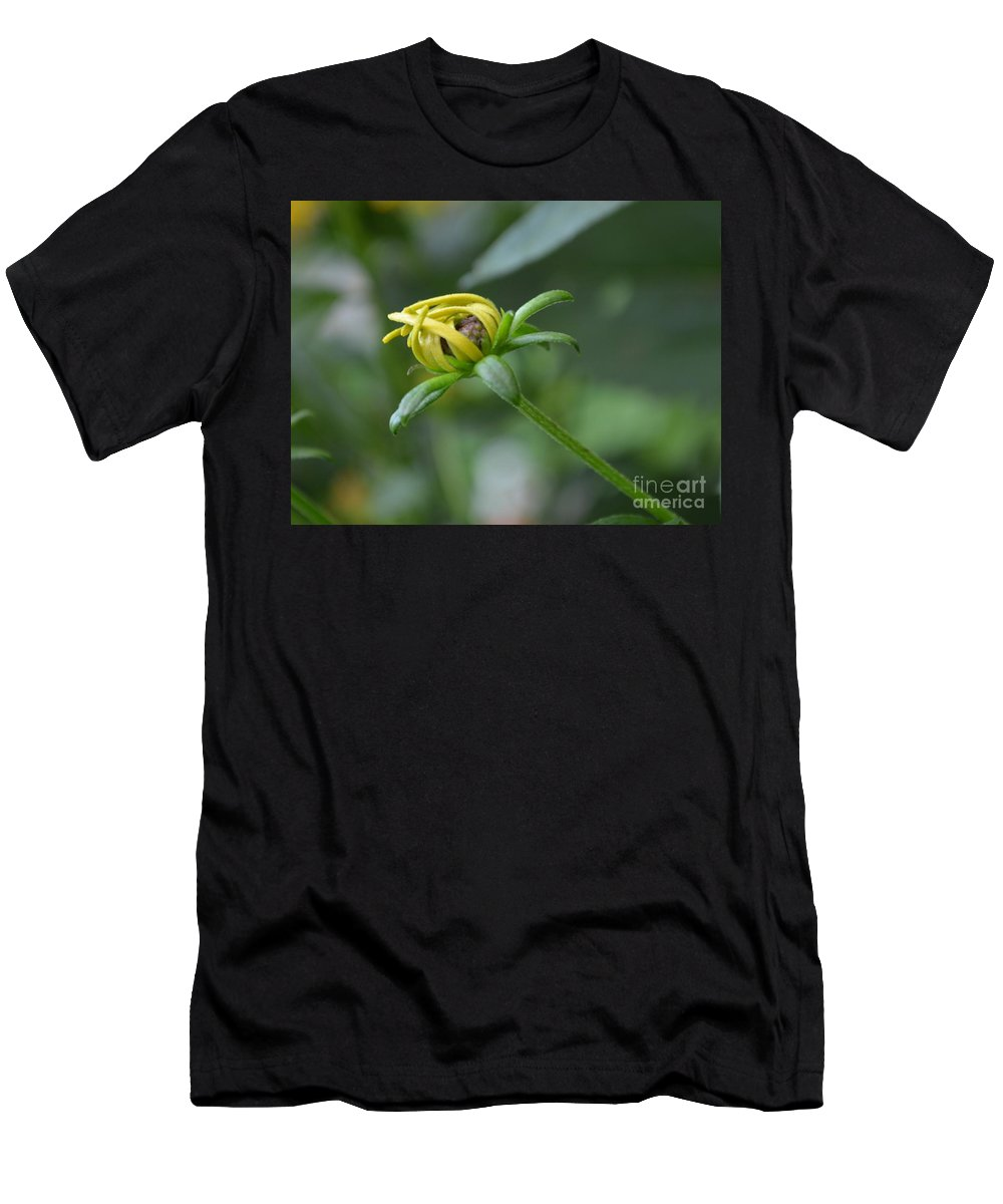 Baby Men's T-Shirt (Athletic Fit) featuring the photograph Protection From The Elements by Reva Steenbergen