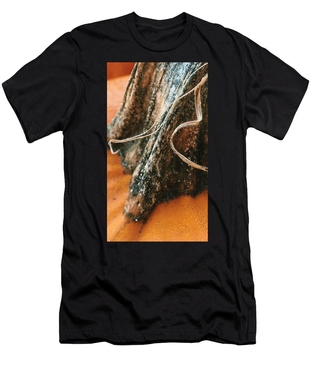 Men's T-Shirt (Athletic Fit) featuring the photograph Pumpkin by Jennifer Oakley