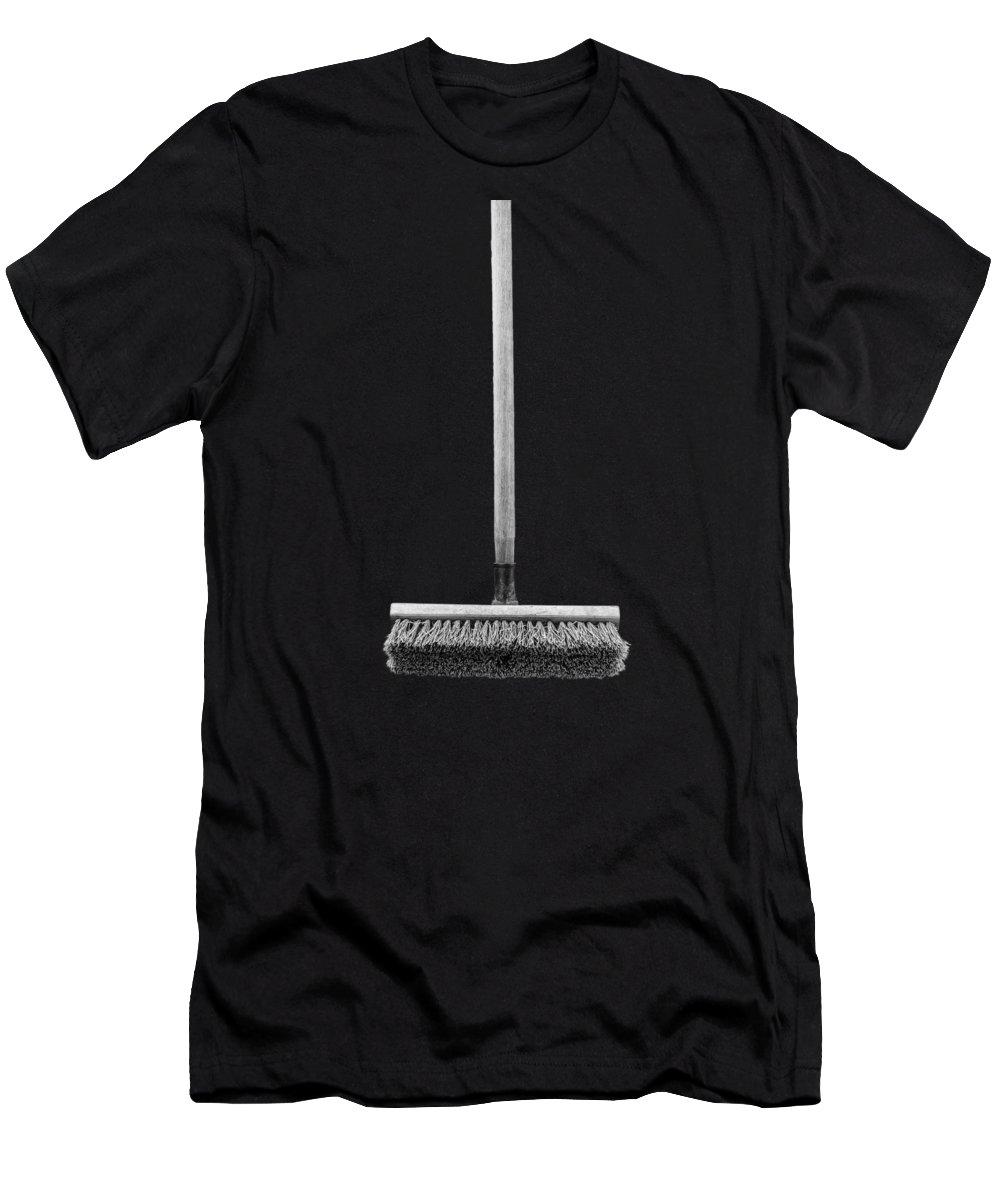 Broom Photographs T-Shirts
