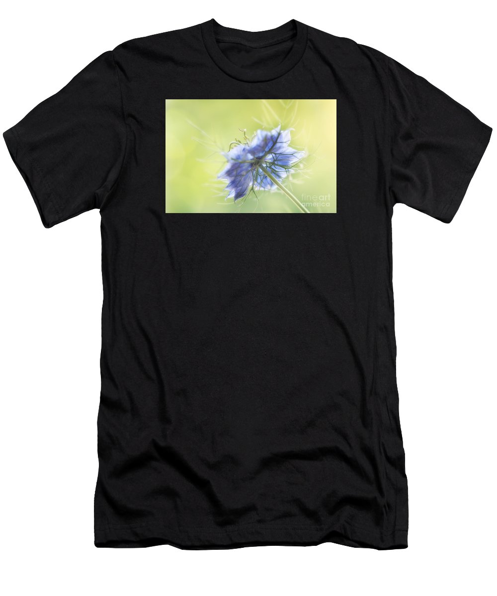 Floral Men's T-Shirt (Athletic Fit) featuring the photograph Reaching Out.... by LHJB Photography