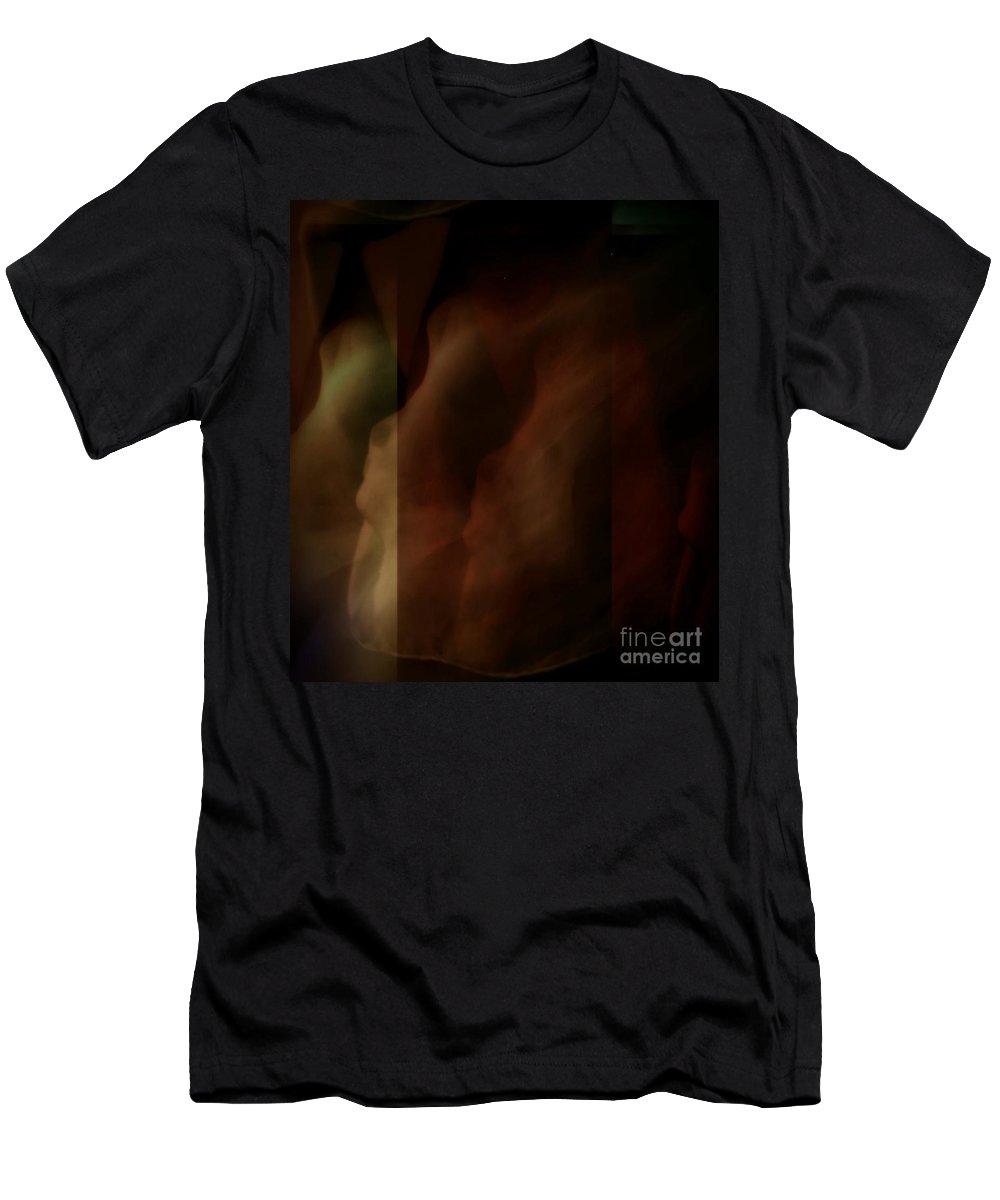 Eva Maria Nova Men's T-Shirt (Athletic Fit) featuring the photograph Ritratto Di Un Emozione 2 by Eva Maria Nova