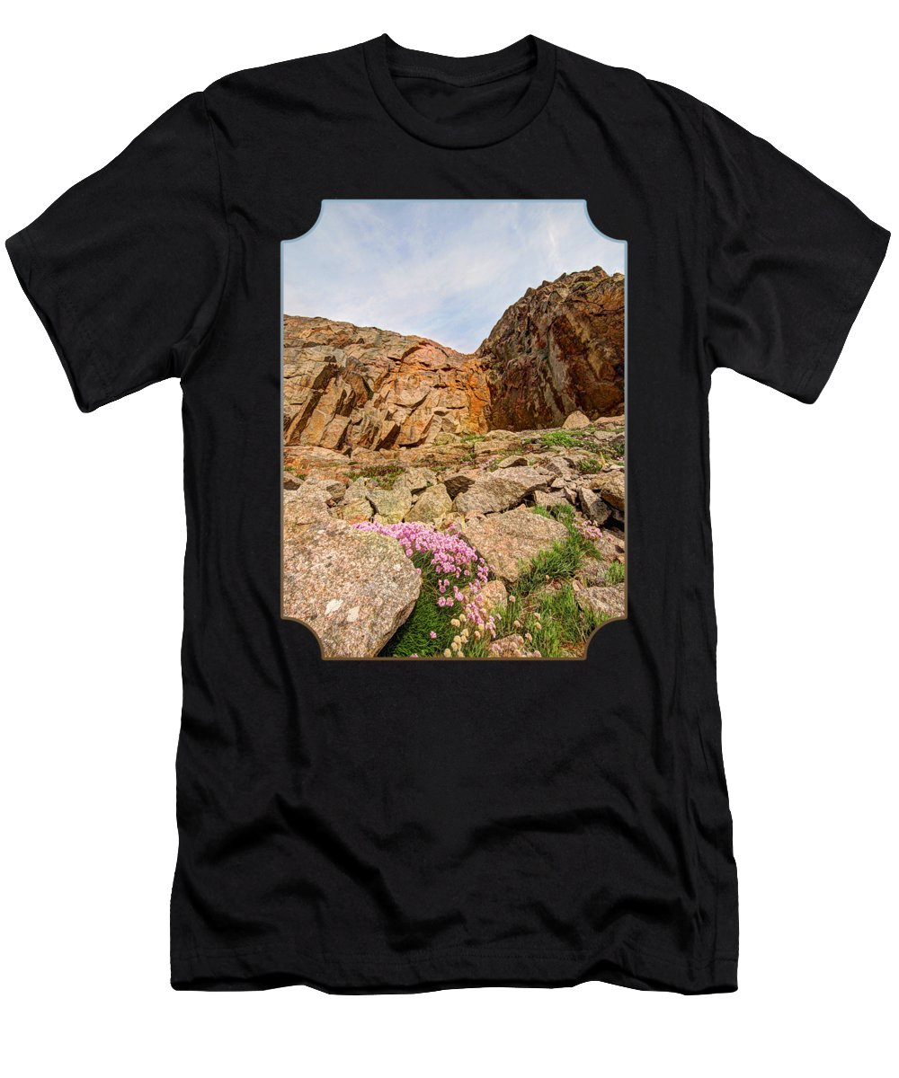 Rock Formation Photographs T-Shirts