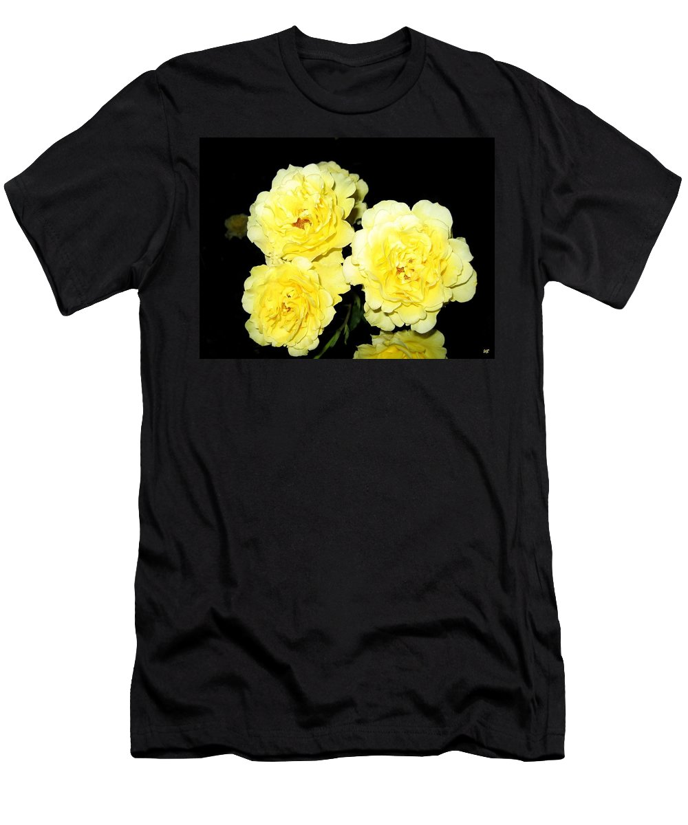 Roses T-Shirt featuring the photograph Roses 11 by Will Borden