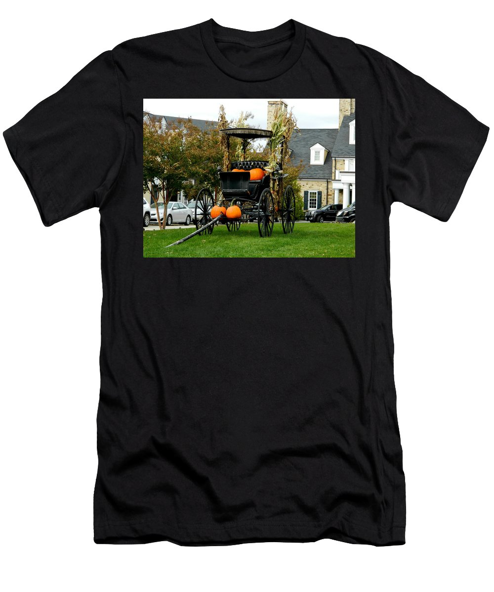 Coach Men's T-Shirt (Athletic Fit) featuring the photograph Salamander Resort And Spa by Arlane Crump