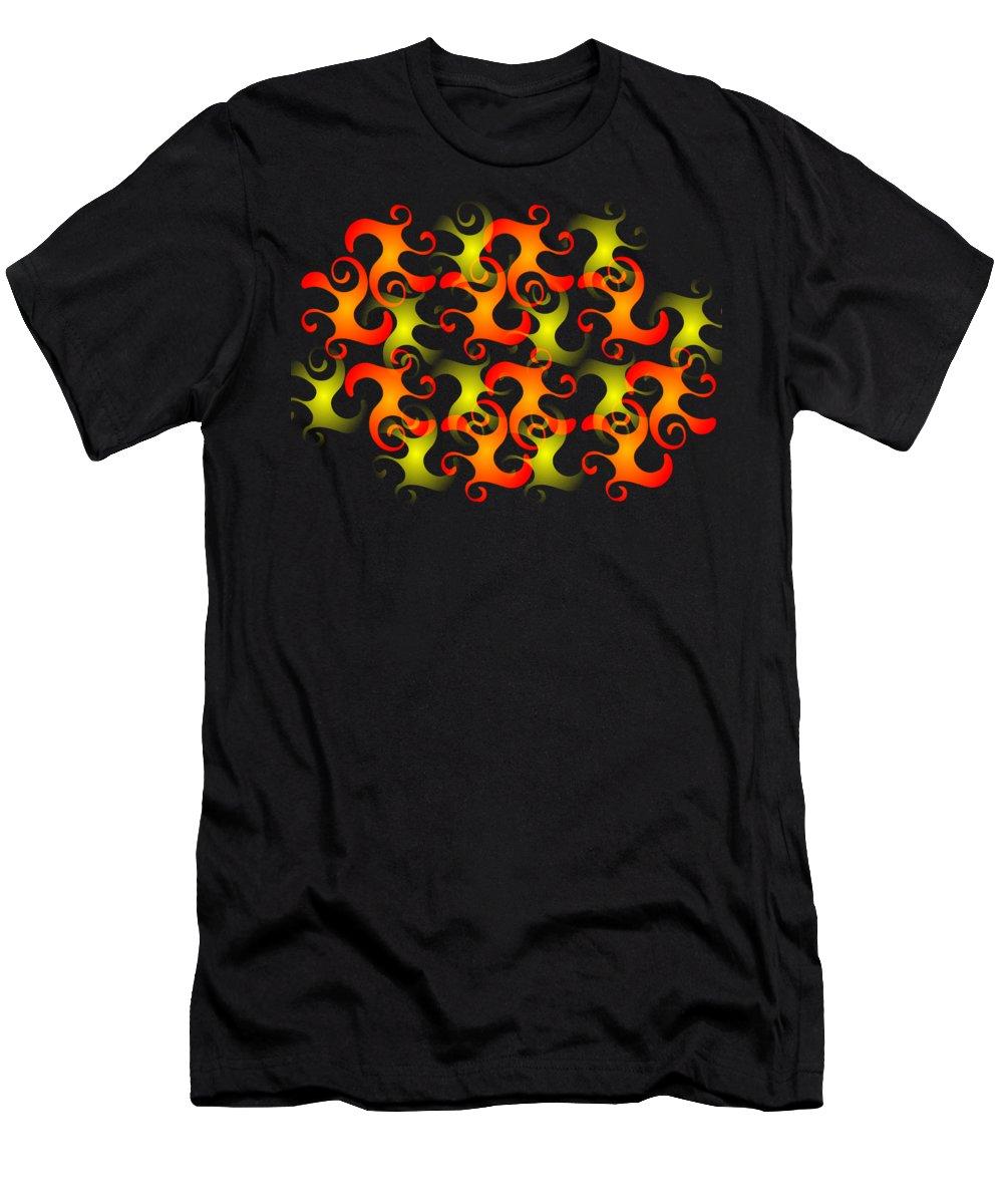 Salamanders Slim Fit T-Shirts
