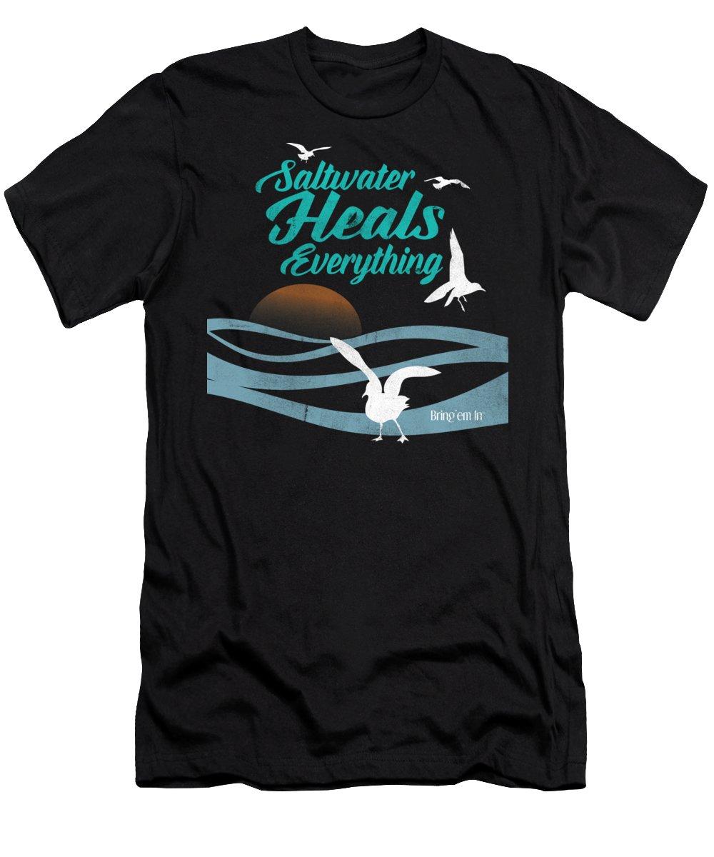 Saltwater T-Shirts
