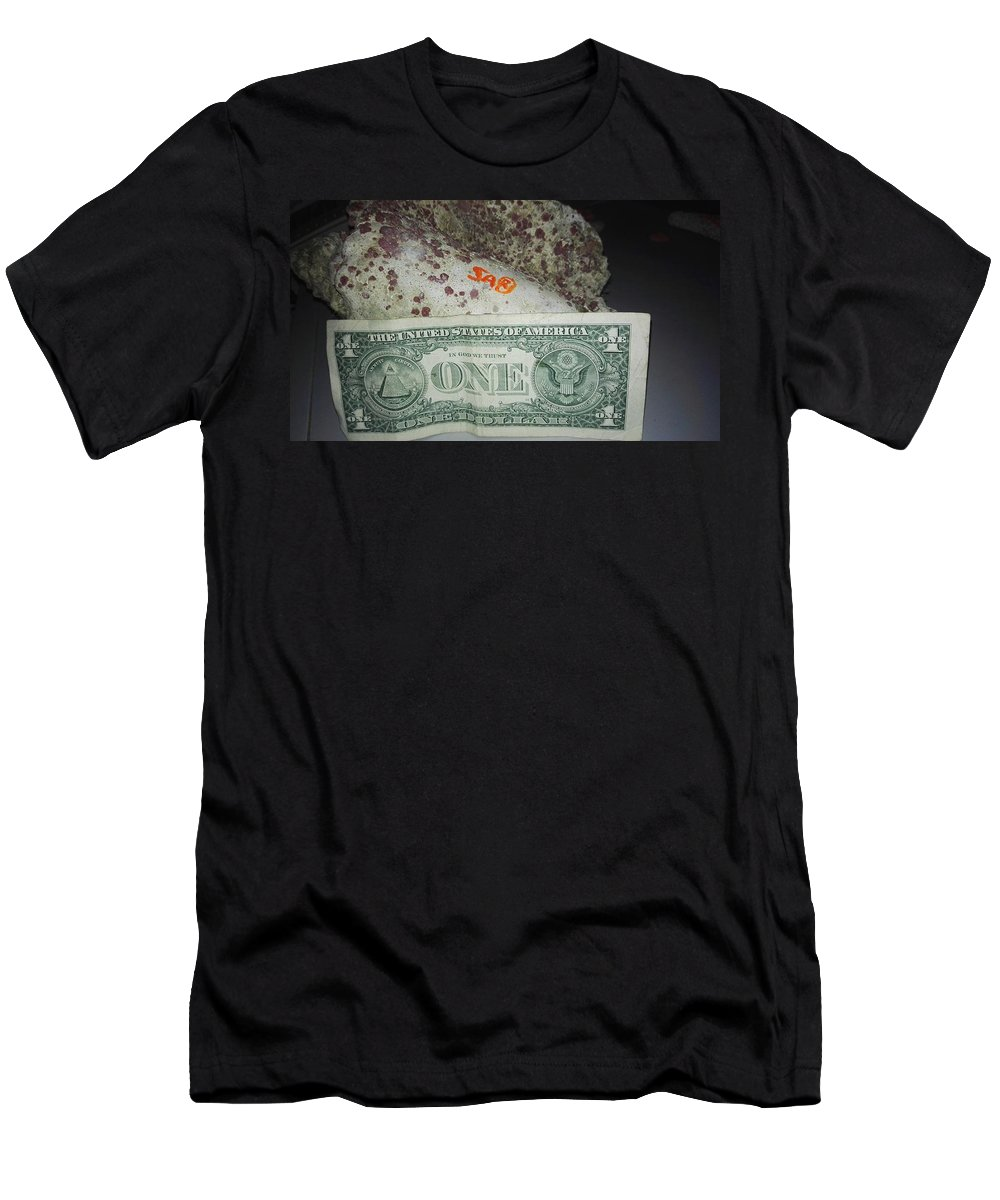 Men's T-Shirt (Athletic Fit) featuring the photograph S.a.r.natured by Sar Cw