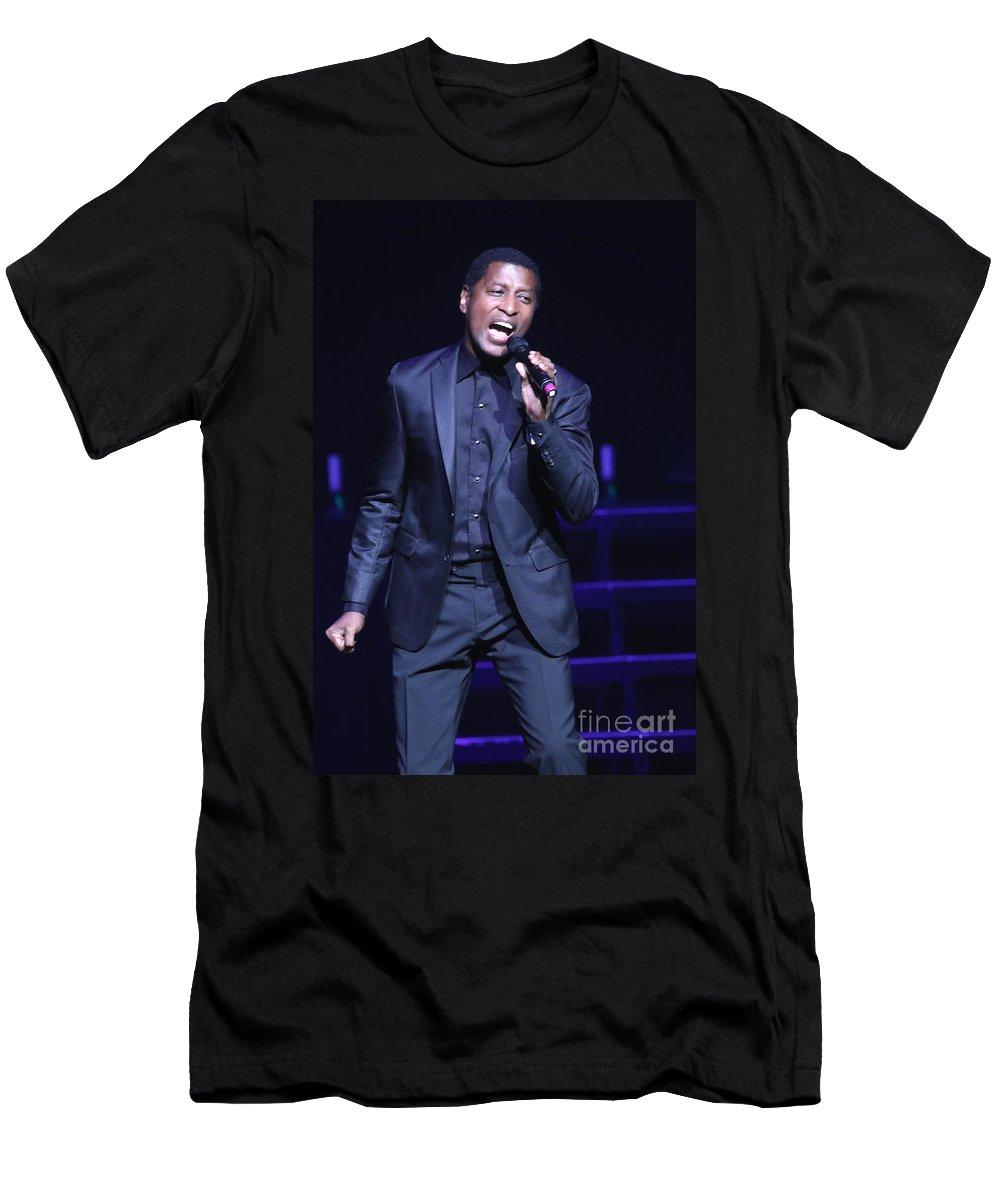 Sale Photos Singer T Shirt Concert Babyface For By QtrxhdCs