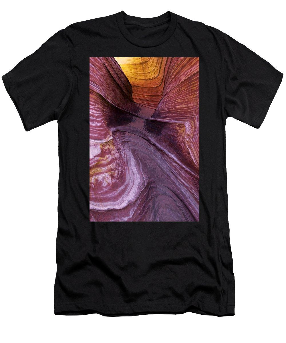 Singular Landmark T-Shirt featuring the photograph Singular Landmark by Chad Dutson