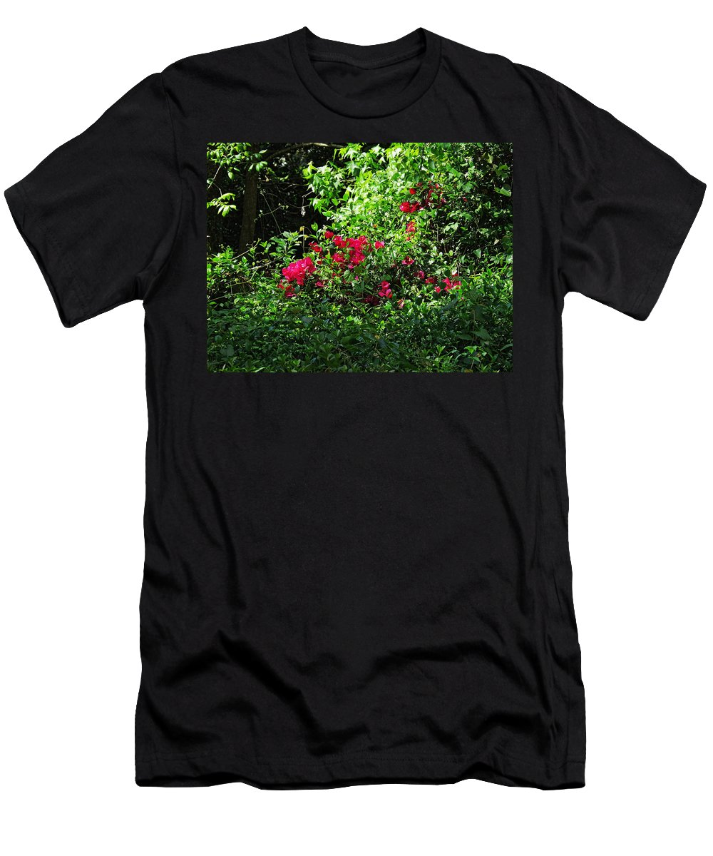 Landscape Men's T-Shirt (Athletic Fit) featuring the photograph Spring Is Here by Roger Epps