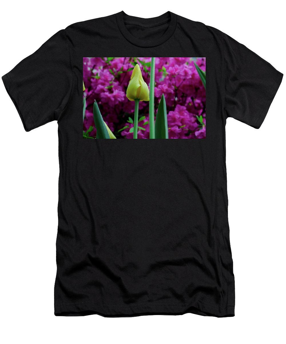 Spring Men's T-Shirt (Athletic Fit) featuring the photograph Spring Series #05 by John Diebolt