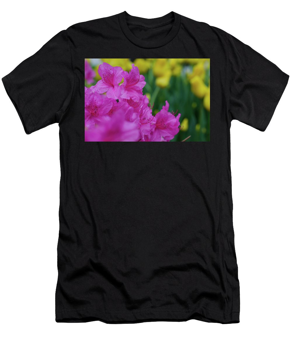 Spring Men's T-Shirt (Athletic Fit) featuring the photograph Spring Series #06 by John Diebolt